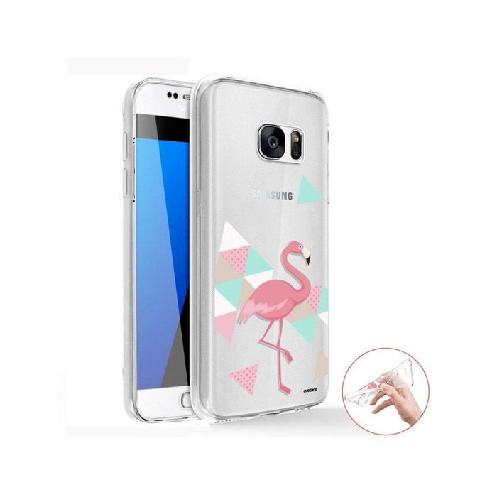 Coque Samsung Galaxy S7 360 intégrale avant arrière transparente