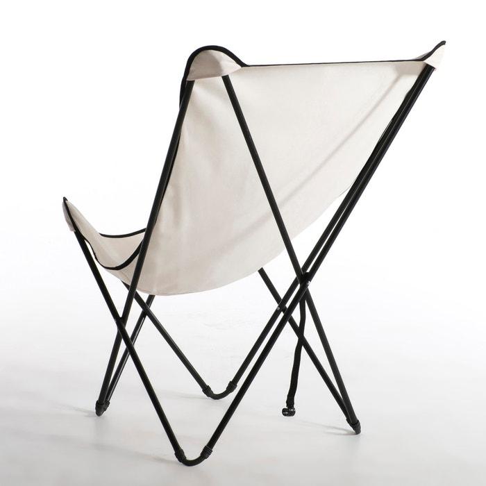 tuinstoel lafuma am pm la redoute. Black Bedroom Furniture Sets. Home Design Ideas