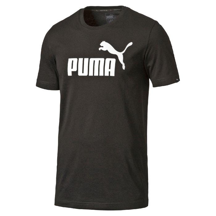 T-shirt scollo rotondo in cotone  PUMA image 0
