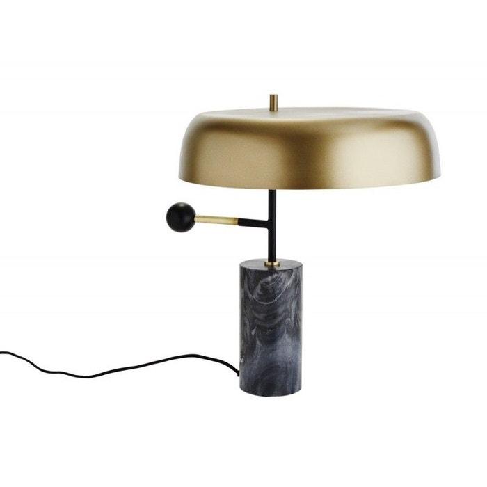 lampe de bureau style ann es 40 marbre laiton madam stoltz la redoute. Black Bedroom Furniture Sets. Home Design Ideas