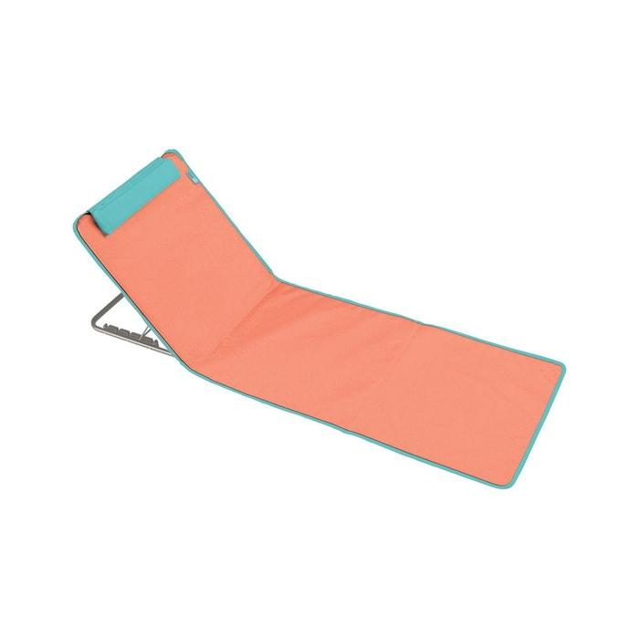clic clac des plages matelas de plage orange oviala la redoute. Black Bedroom Furniture Sets. Home Design Ideas