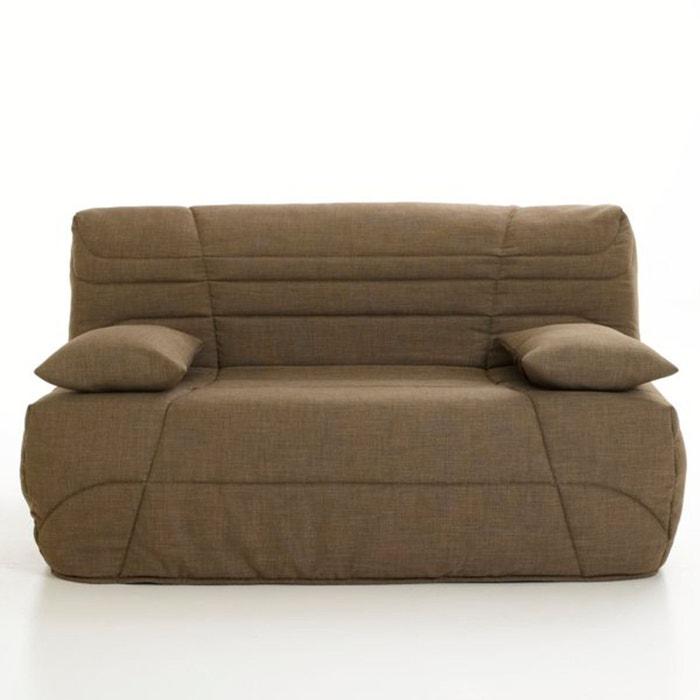 banquette bz mousse confort 9 cm la redoute interieurs. Black Bedroom Furniture Sets. Home Design Ideas