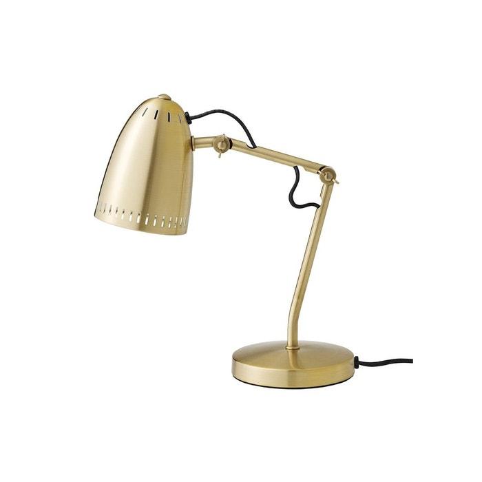 Lampe De Bureau Laiton Brosse Mat Superliving Laiton Brosse Mat