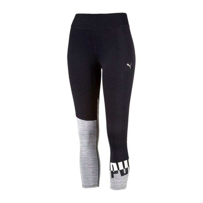5dcd089229 Legging femme bicolore noir Puma | La Redoute