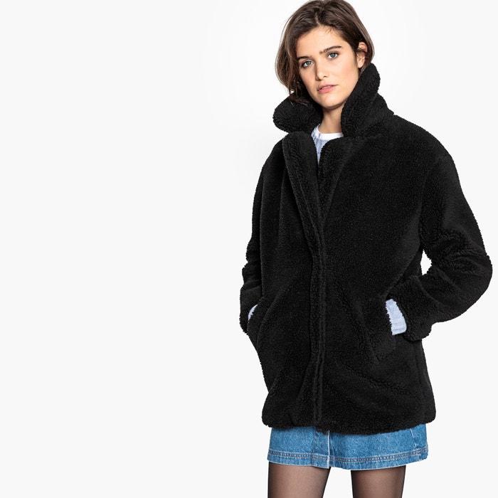 Teddy Faux Fur Coat  LA REDOUTE COLLECTIONS image 0