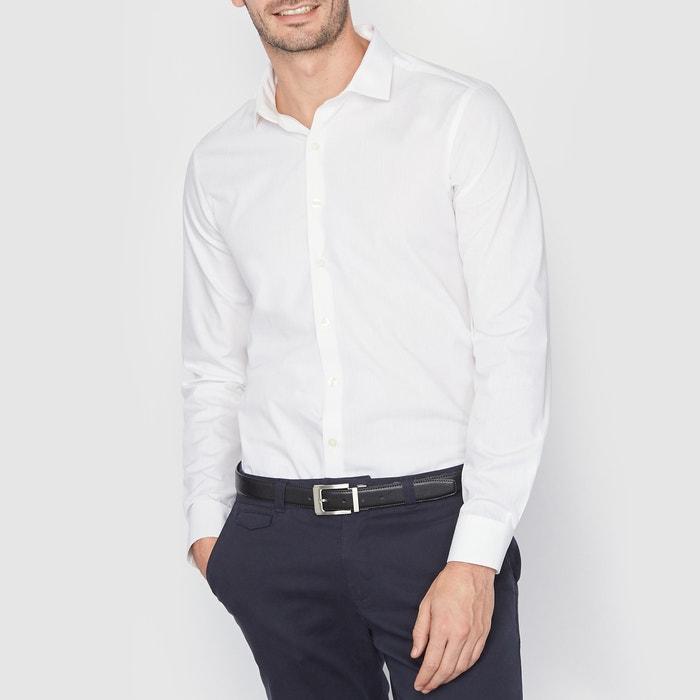 фото Рубашка прямого покроя с длинными рукавами, 100% хлопок R essentiel