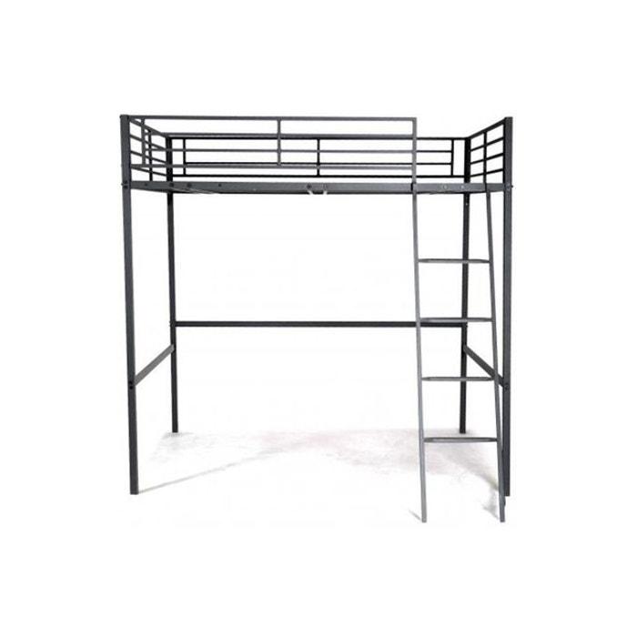 mezzanine la redoute cheap la redoute interieurs lit avec sommier tiroir et tablettes crawley. Black Bedroom Furniture Sets. Home Design Ideas