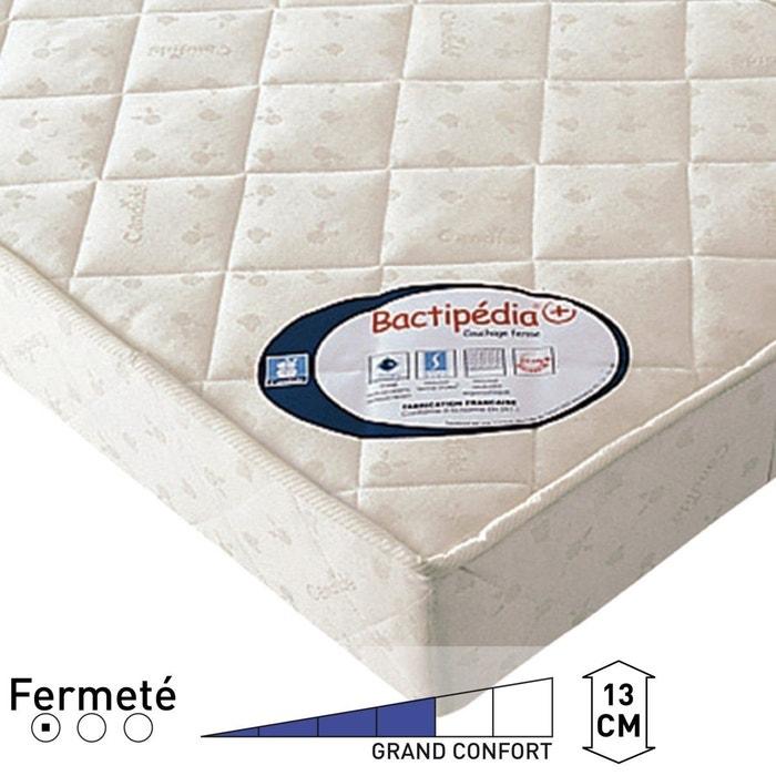 matelas bactip dia pour lit b b blanc cru la redoute interieurs la redoute. Black Bedroom Furniture Sets. Home Design Ideas
