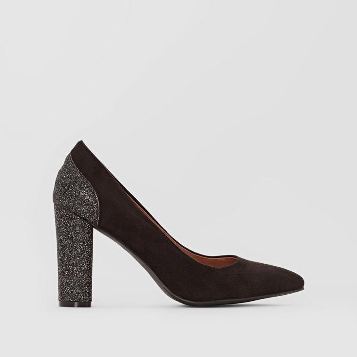 Sapatos com purpurinas no tacão MADEMOISELLE R