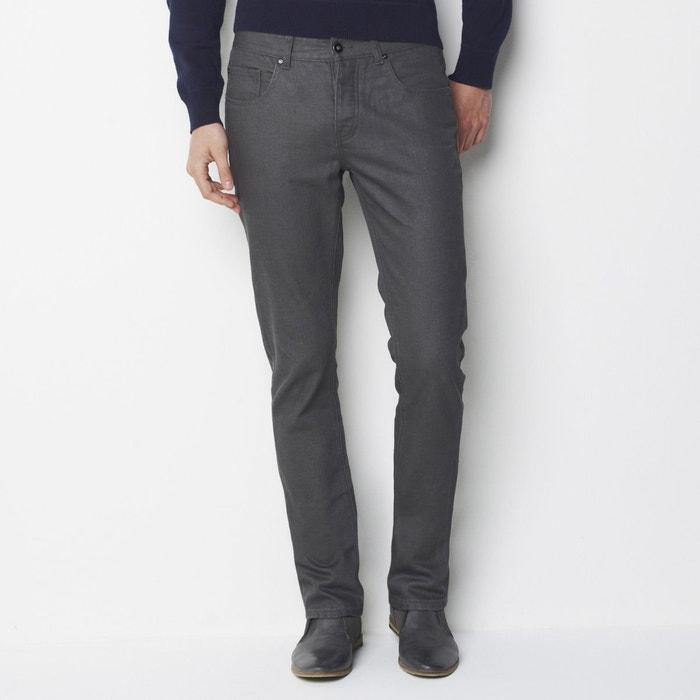 Imagen de Vaqueros slim (ajustado), algodón con revestimiento, largo.34 R essentiel