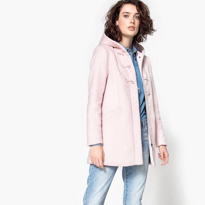 Duffle-coat à capuche MADEMOISELLE R