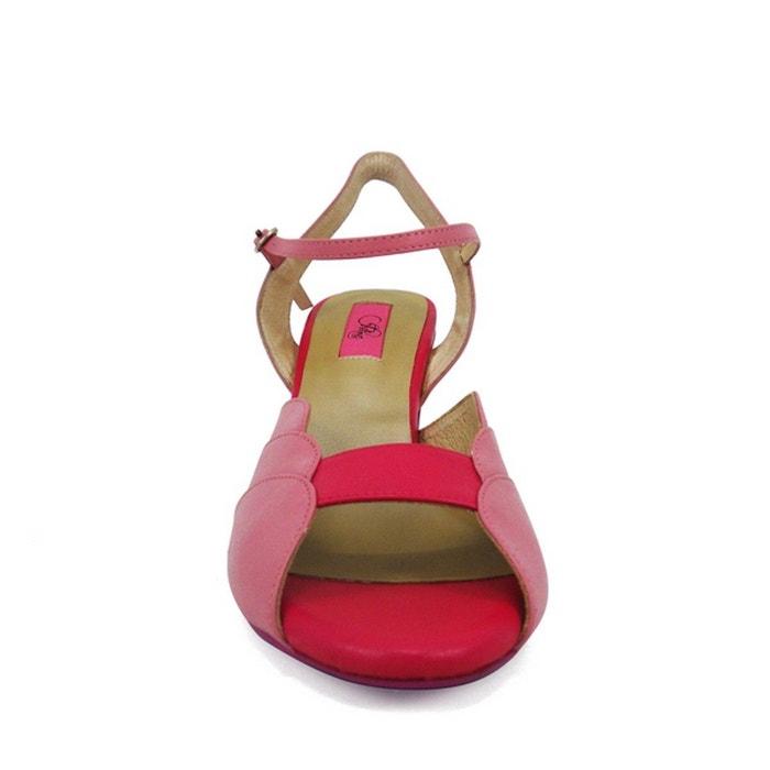 Chaussures femme en cuir marina Pring Paris