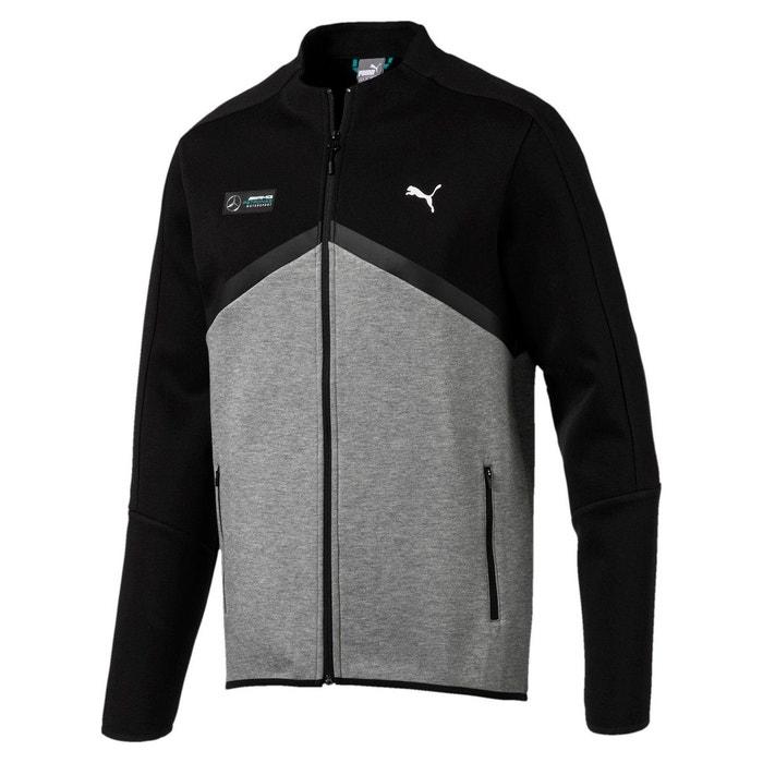 77d714117fb Veste survêtement mapm t7 sweat jacket gris Puma