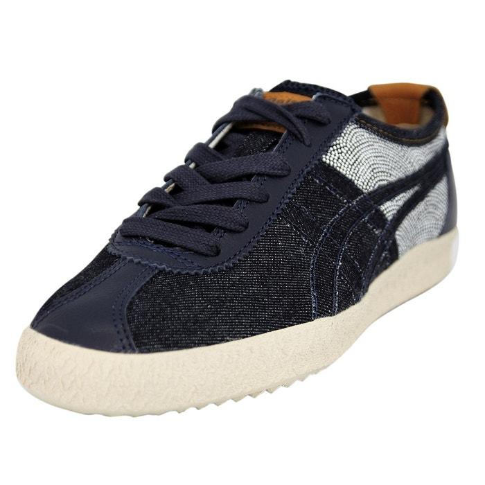 Vue À Vendre Vente De Haute Qualité Asics onitsuka tiger mexico delegation chaussures mode sneakers unisex bleu Asics nsvziK