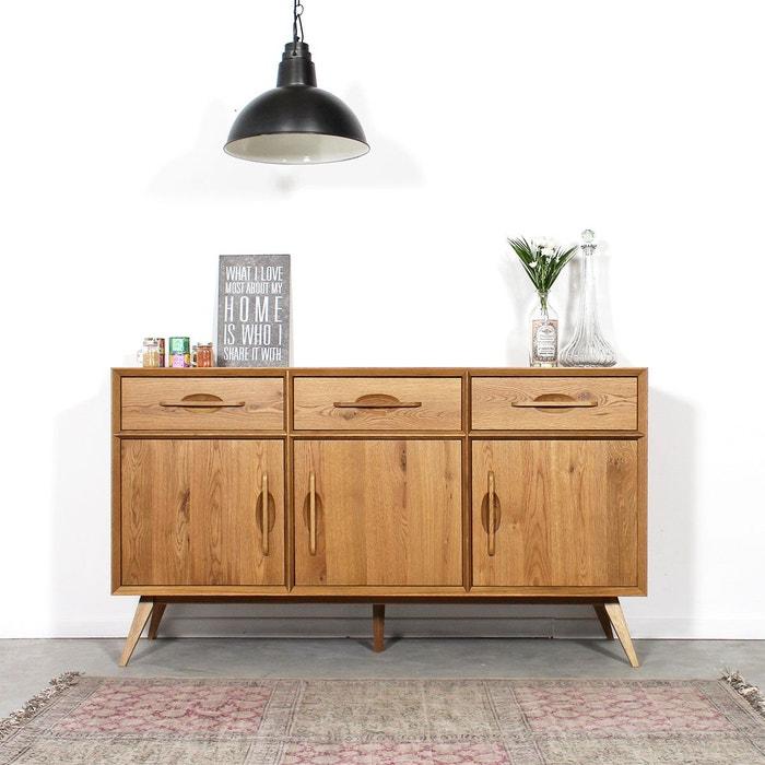 suspension industrielle noire arrondie 41 cm lam5fb noir made in meubles la redoute. Black Bedroom Furniture Sets. Home Design Ideas