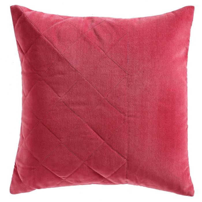 Federa per cuscino, velluto trapuntato, RECINTO  La Redoute Interieurs image 0