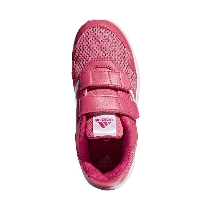 2203b28b1ffb9b Sneakers met klittenband altarun cf k roze/wit Adidas Performance ...