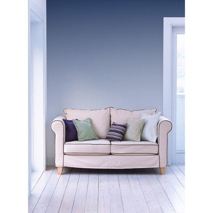 papier peint navy poeny bleu p trole acte deco la redoute. Black Bedroom Furniture Sets. Home Design Ideas