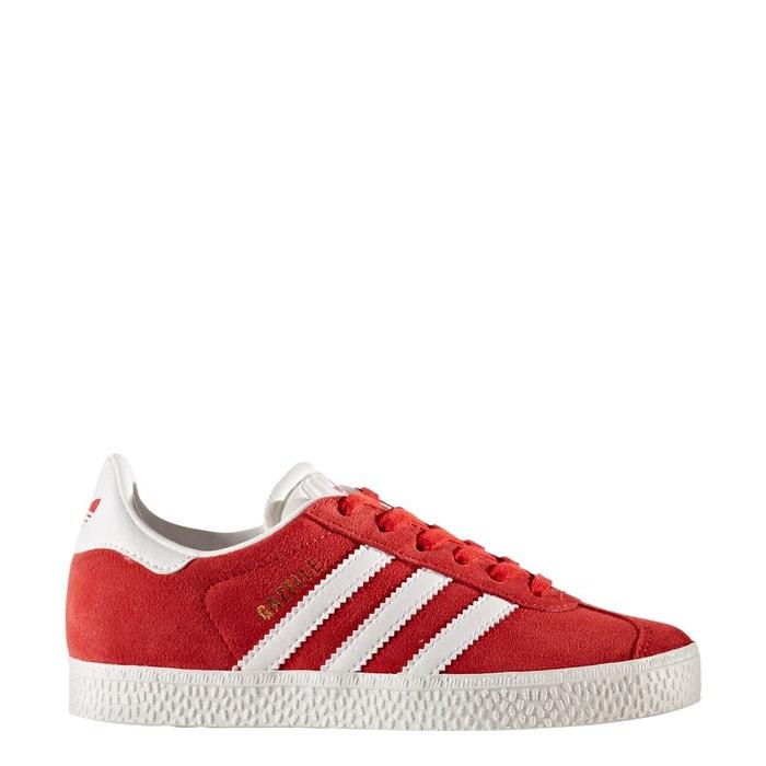 Baskets gazelle   rose/blanc Adidas Originals   La Redoute
