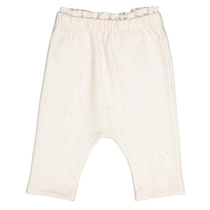 Pantalon sarouel en molleton 0 mois-2 ans La Redoute Collections image 0 adc52aef70f