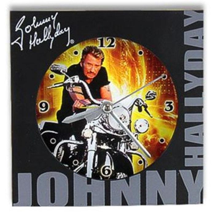 Réveil Johnny Hallyday SUD CARGO