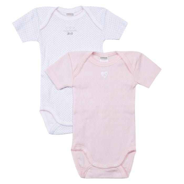 Body para bebé em algodão  ABSORBA image 0