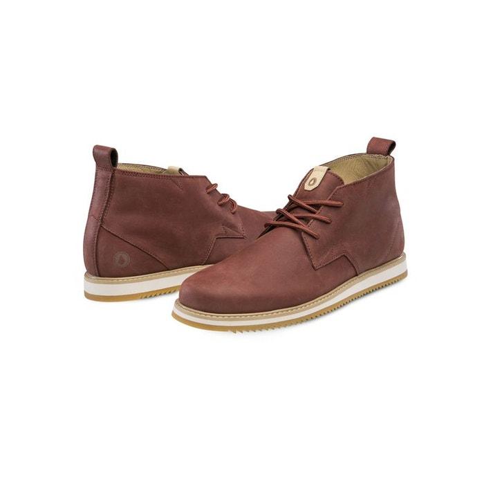 Chaussures en cuir del coasta  Volcom  La Redoute