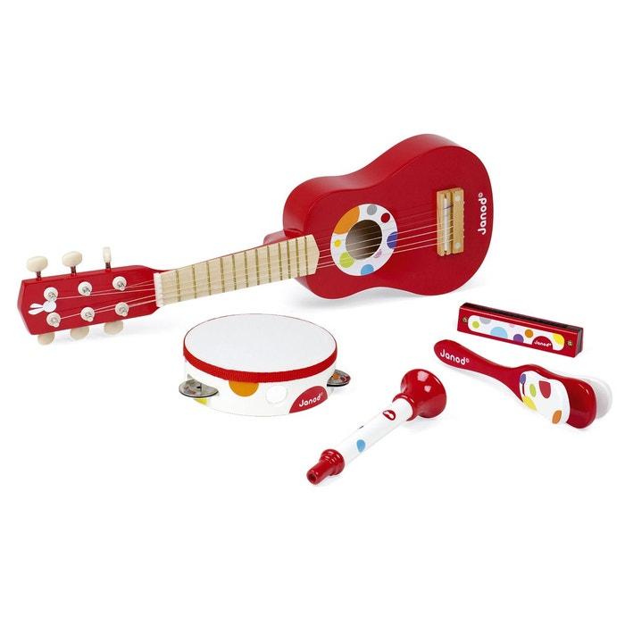 Set musical confetti - jurj07626 multicolore  JANOD image 0
