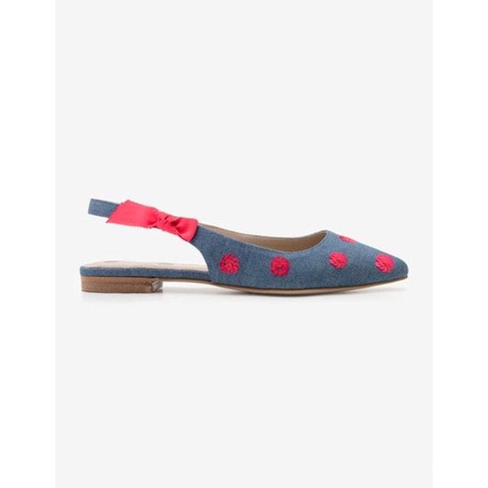 Sandales à bride arrière hilary  Boden  La Redoute