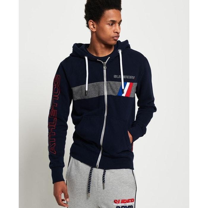 hoodie homme superdry