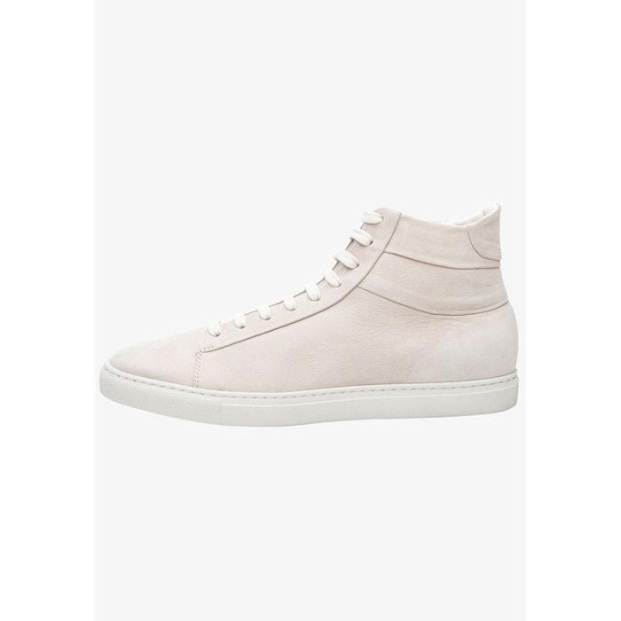Sneaker nubuck en gris gris Shoepassion