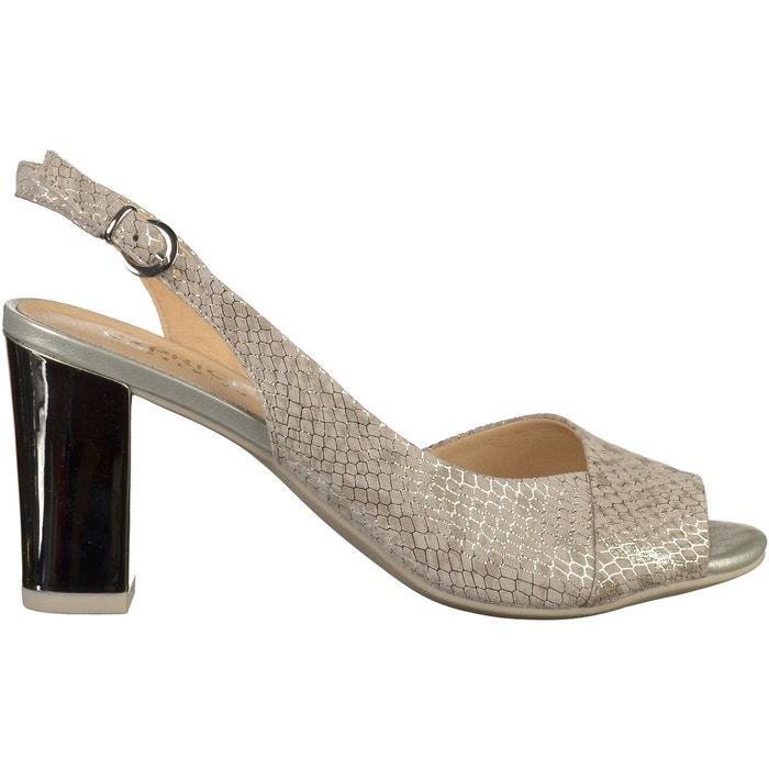 Sandales gris Caprice