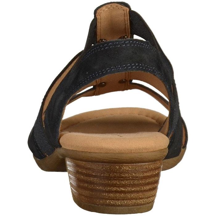 Sandales bleu Gabor