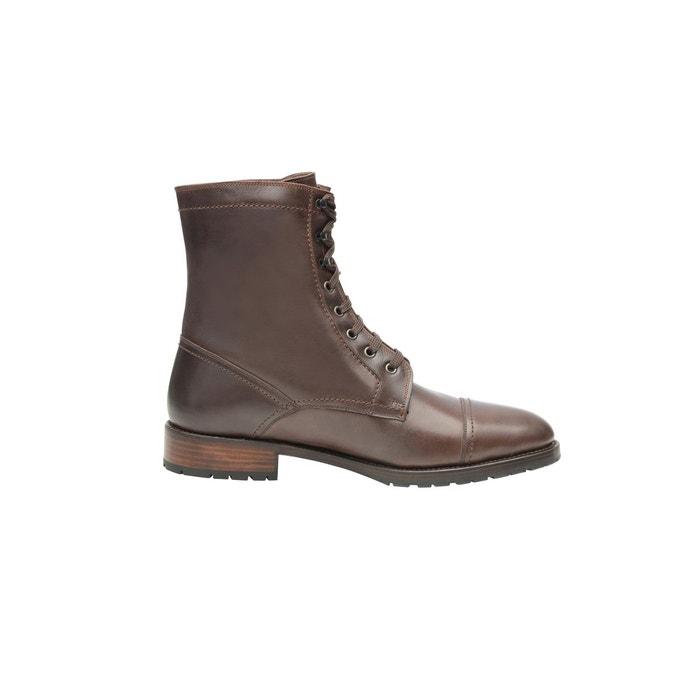 Boots captoe en marron  marron foncé Shoepassion  La Redoute