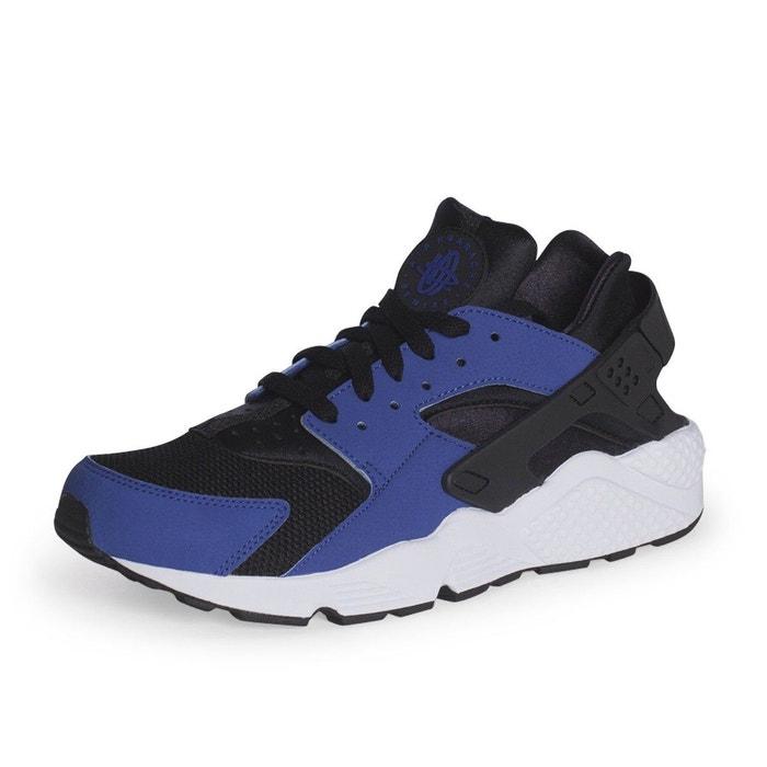 Basket huarache bleu Nike