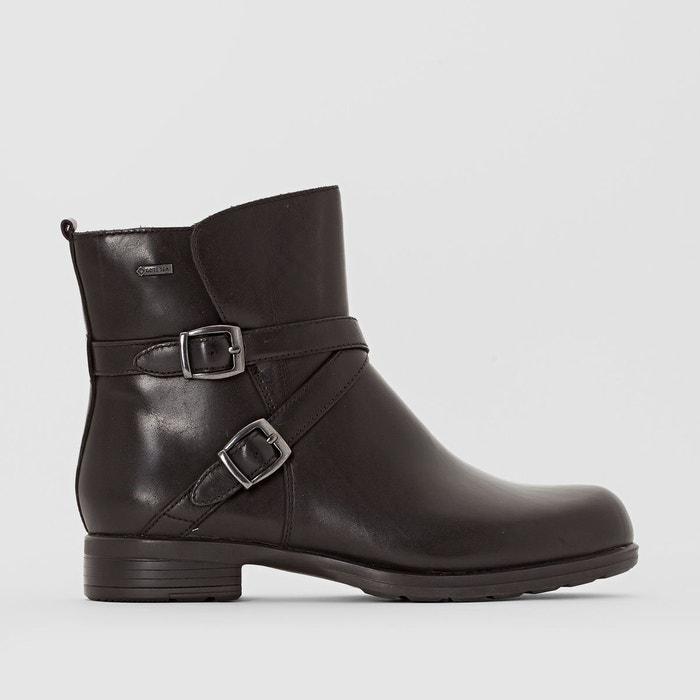 Boots cuir chesthuntbe noir Clarks Véritable Ligne Pas Cher Vente La Vente En Ligne Réduction Sast Meilleurs Prix Pour La Vente 3C0ANp