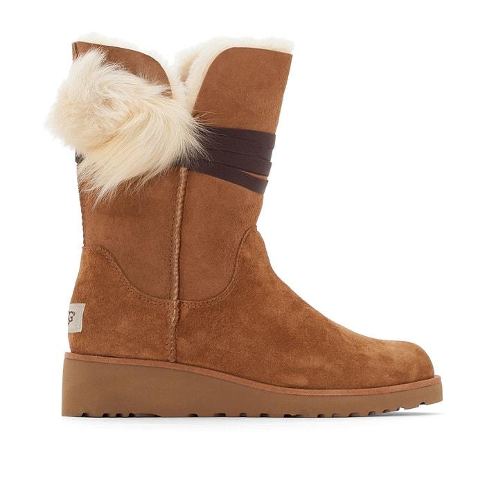 Brita Sheepskin Ankle Boots  UGG image 0