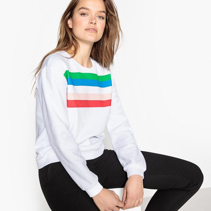 Striped Sweatshirt  La Redoute Collections image 0