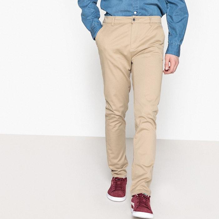 Pantaloni chino 10-16 anni  La Redoute Collections image 0