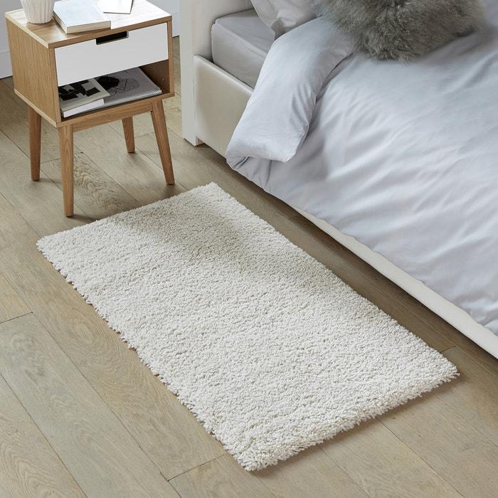 afbeelding Bedmatje shaggy, wollen aspect, Afaw La Redoute Interieurs