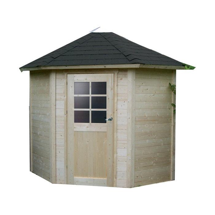abri jardin bois nancy m x x m. Black Bedroom Furniture Sets. Home Design Ideas