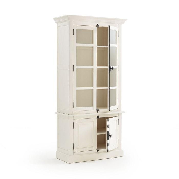 vaisselier 2 portes eulali la redoute interieurs la redoute. Black Bedroom Furniture Sets. Home Design Ideas