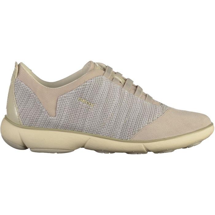 Jeu Confortable Sneaker offblanc Geox Avec La Livraison Gratuite Paypal Coût Des Prix Pas Cher p7auRZg2E