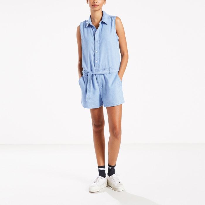 Shirt Style Playsuit  LEVI'S image 0
