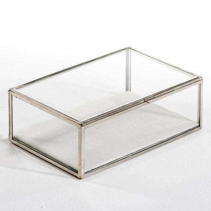 Misia Glass Box Length 30 x Depth 20cm  AM.PM. image 0