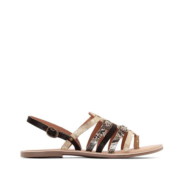 Sandales cuir Dixmille