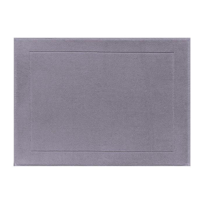 tapis de bain 80x60 ponge caresse violet mystique violet. Black Bedroom Furniture Sets. Home Design Ideas
