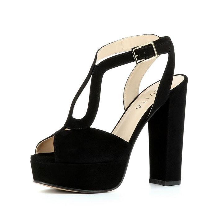 style femme EVITA Nouveau sandales Nouveau style 8Fqwpq