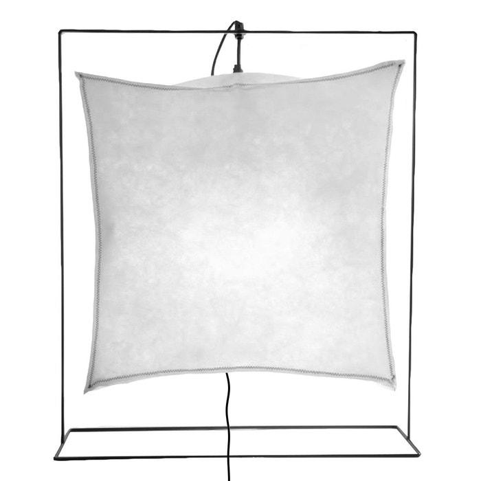 Lampe A Poser Kr Zen Gm Blanc Tung Design La Redoute