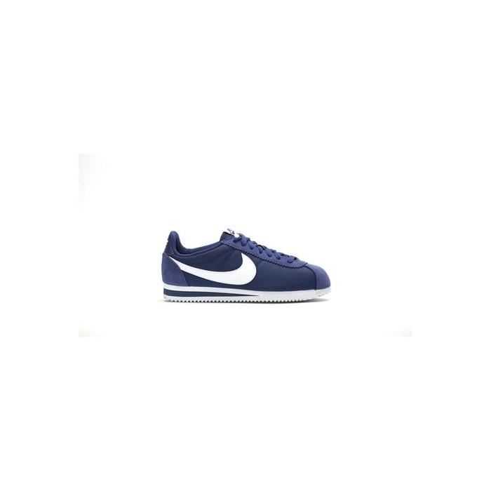 Basket classic cortez nylon bleu Nike